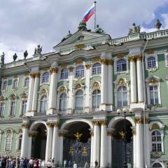 Sankt-Petersburg – Historia Ermitażu