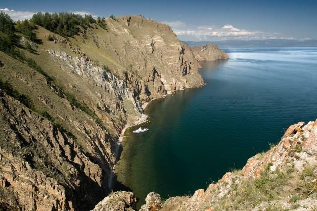 Байкал – Единственное такое озеро в мире